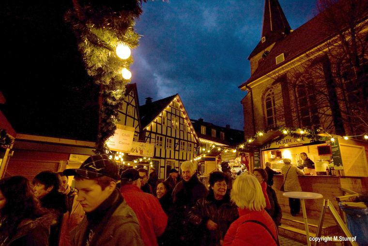 Christmas Market in Wülfrath
