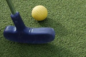 Golf Putter (Lizenz: Creative Commons CC0)