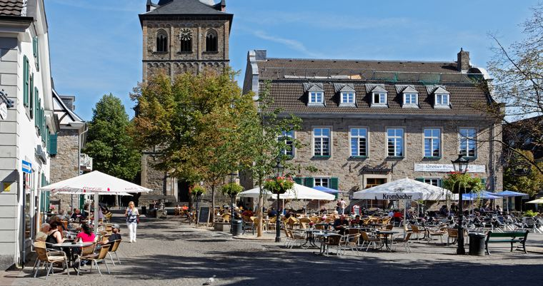 Market square (Ratingen)