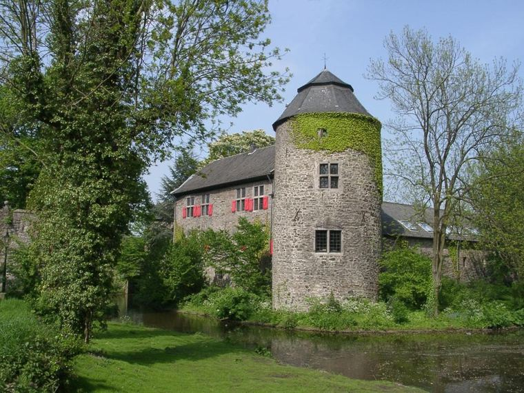 Moated castle Haus zum Haus (Ratingen)